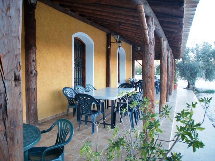 Casas de la granja cortijo de rojas moratalla - Casa rural con granja ...