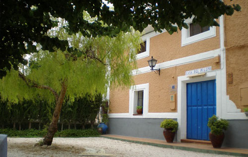 Casa del Mulero del Cortijo de Rojas en Moratalla