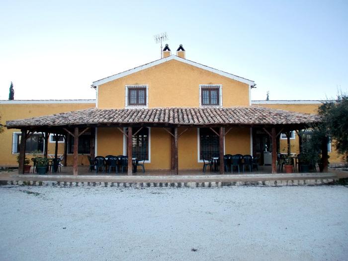 Casas del cortijo de rojas moratalla murcia - Casa rural con granja ...