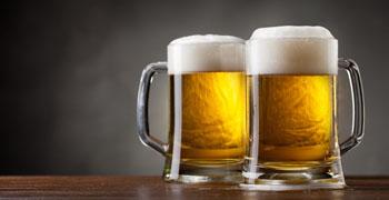 Cerveza en el Cortijo de Rojas