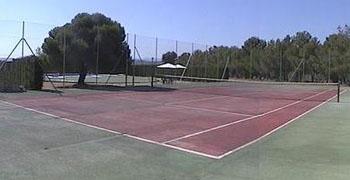 Pista de Tenis del Cortijo de Rojas